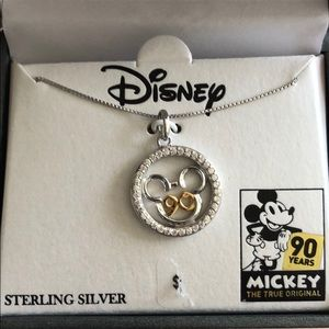 BRAND NEW Mickey Original Necklace ✨✨✨